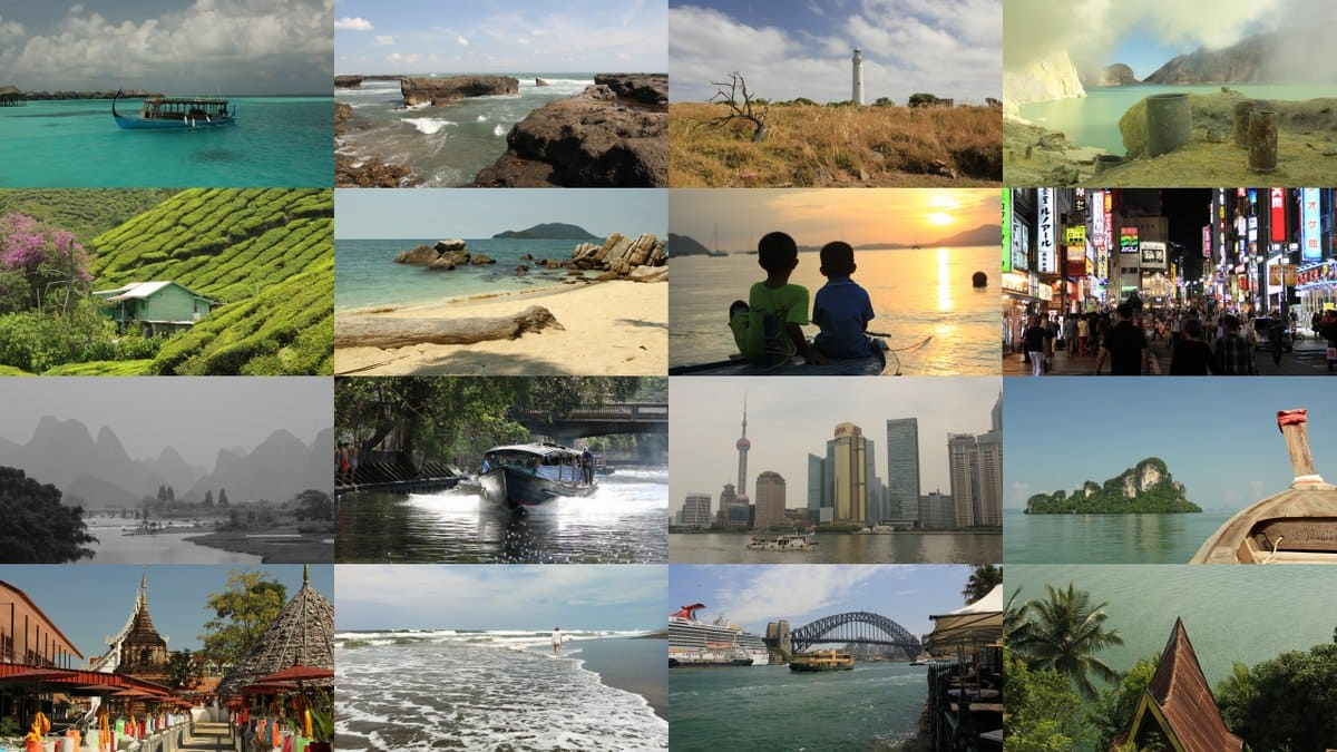 Weekend getaways and holidays around Singapore - Travel inspiration + practical info to arrange your trip