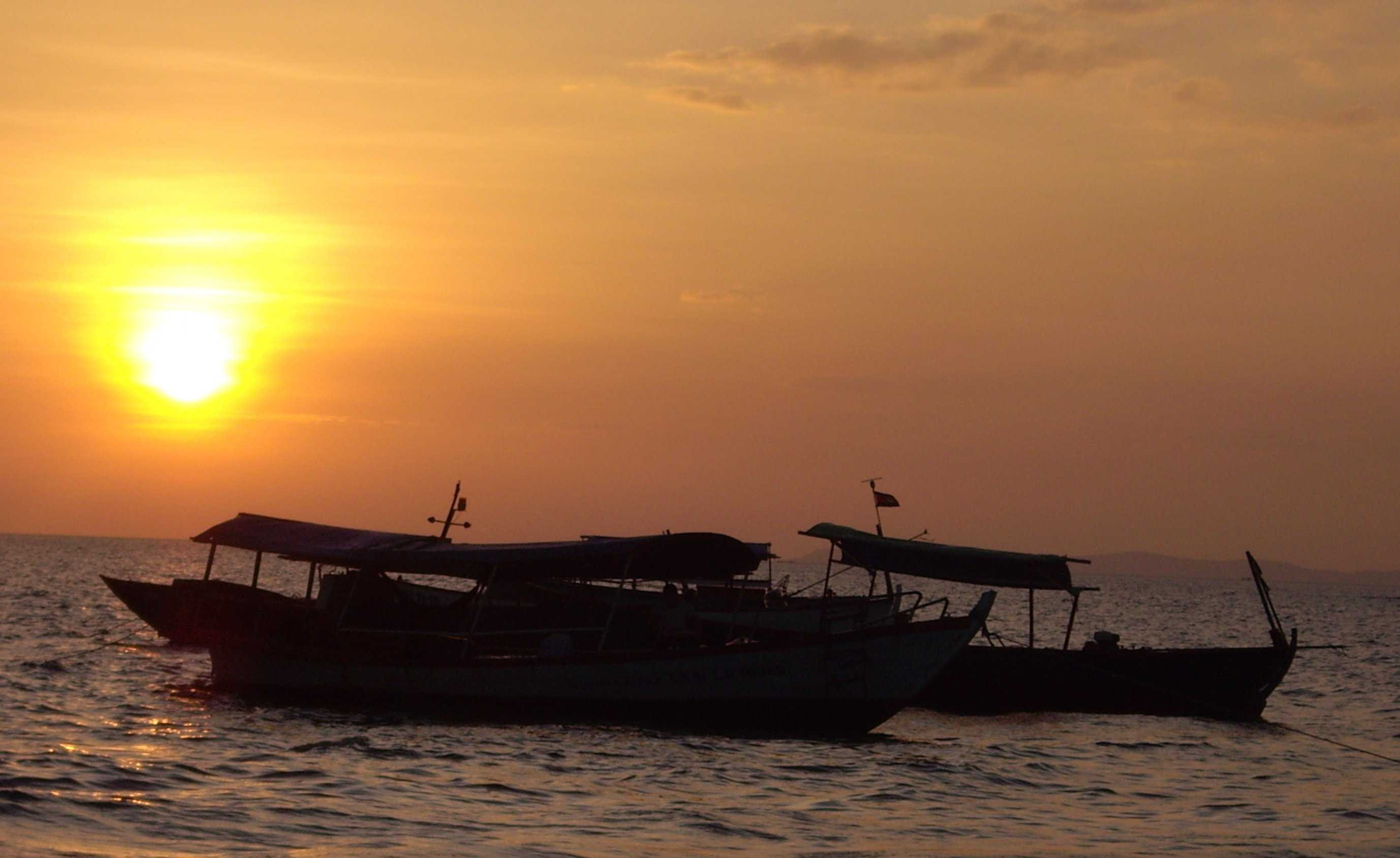 Sihanoukville - Sunset