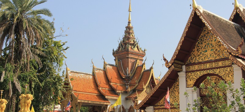 Chiang Mai - temple