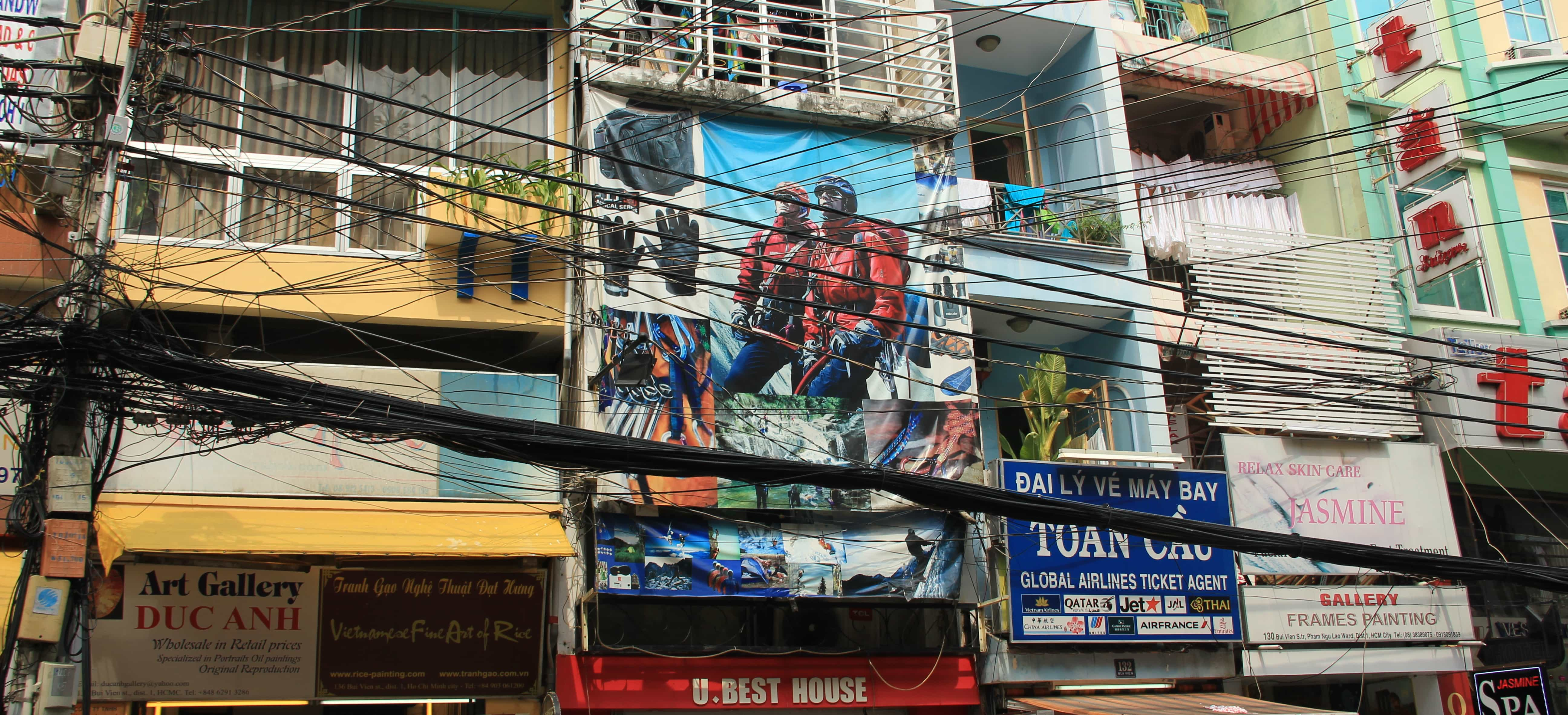 Ho Chi Minh City - a wired city