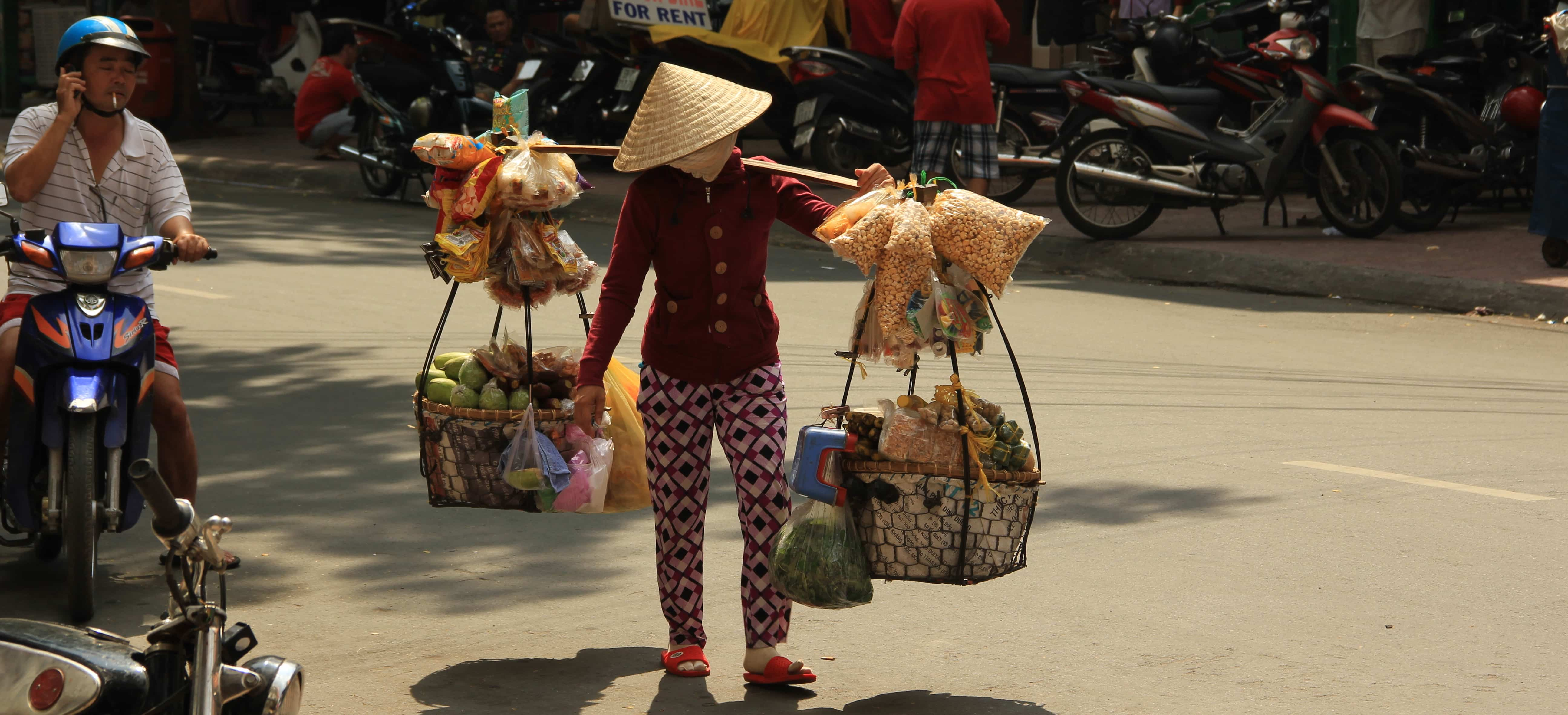 Trip in Asia - Ho Chi Minh City