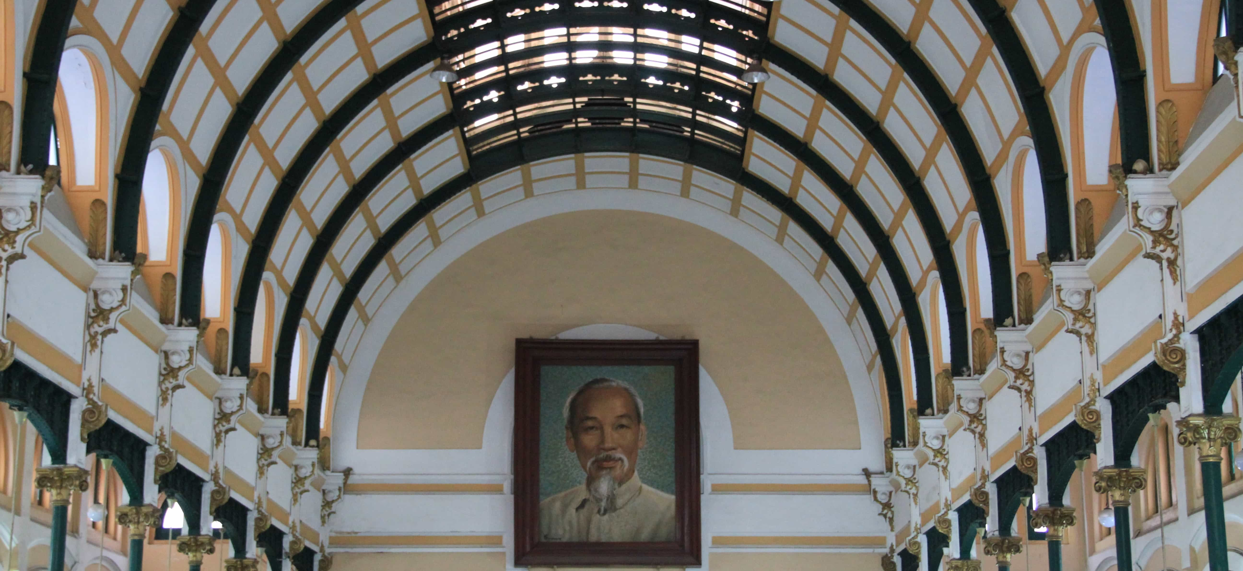Ho Chi Minh City - Post office