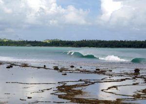 Nias - Sorake Beach Lagundri Bay - The point