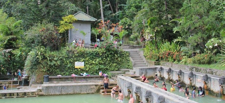 North Bali - Hot Springs
