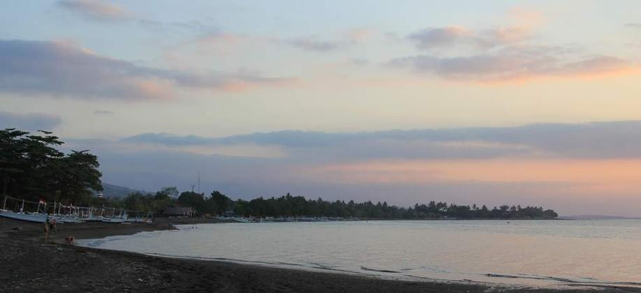 North Bali - Lovina beach