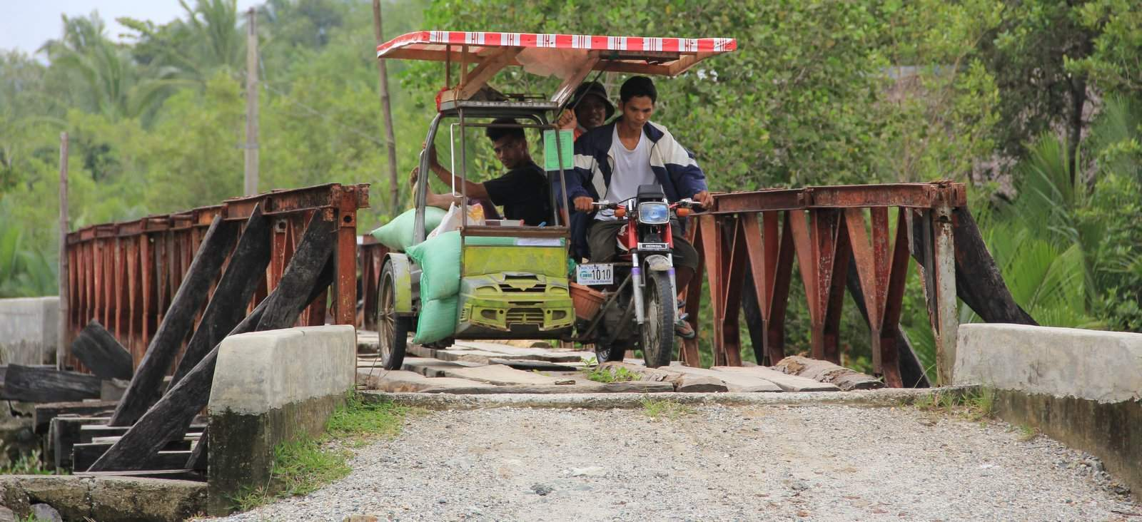 transport in asia