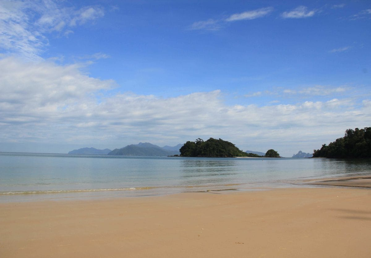 Langkawi - quiet beach