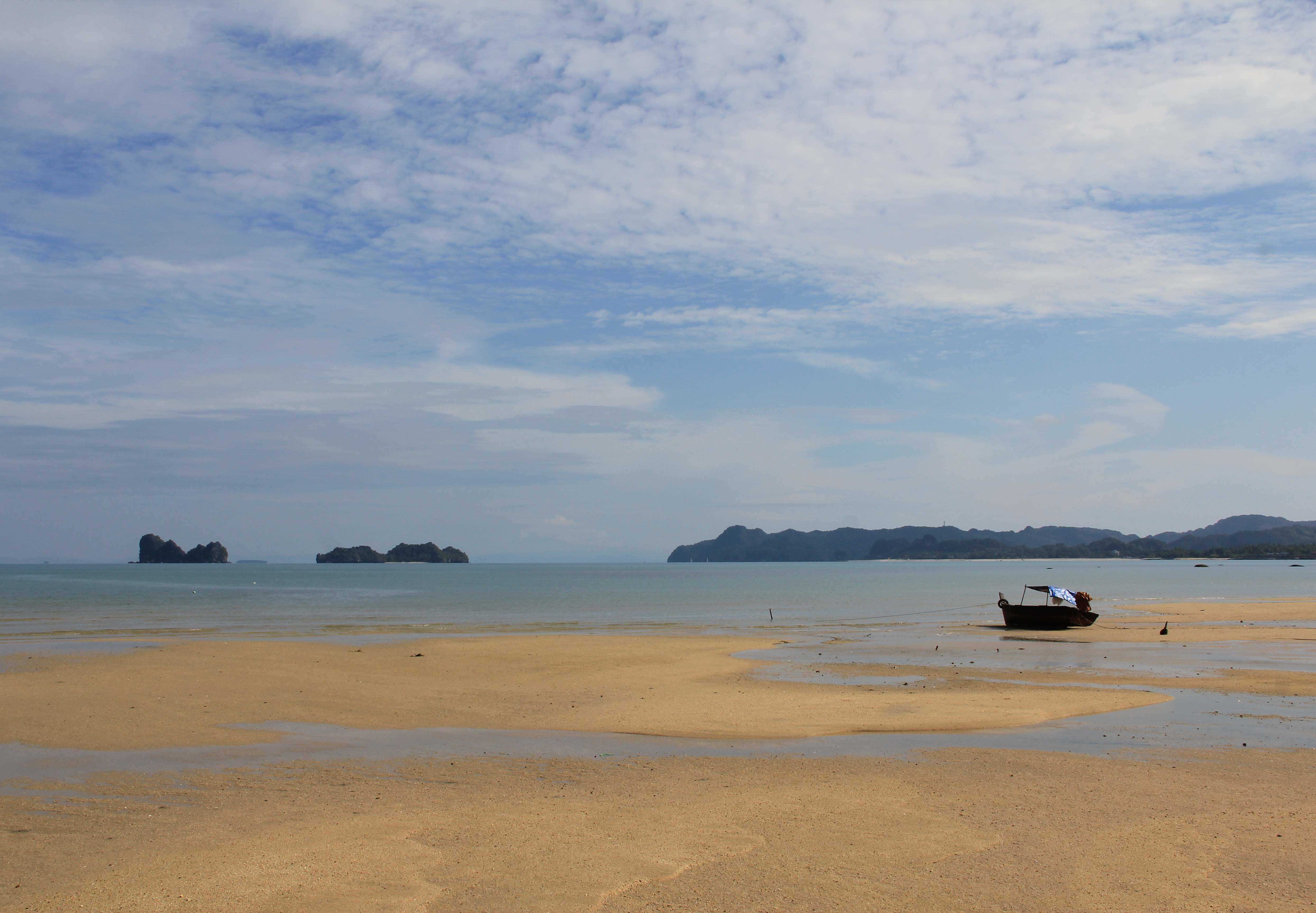 Langkawi - remote beach
