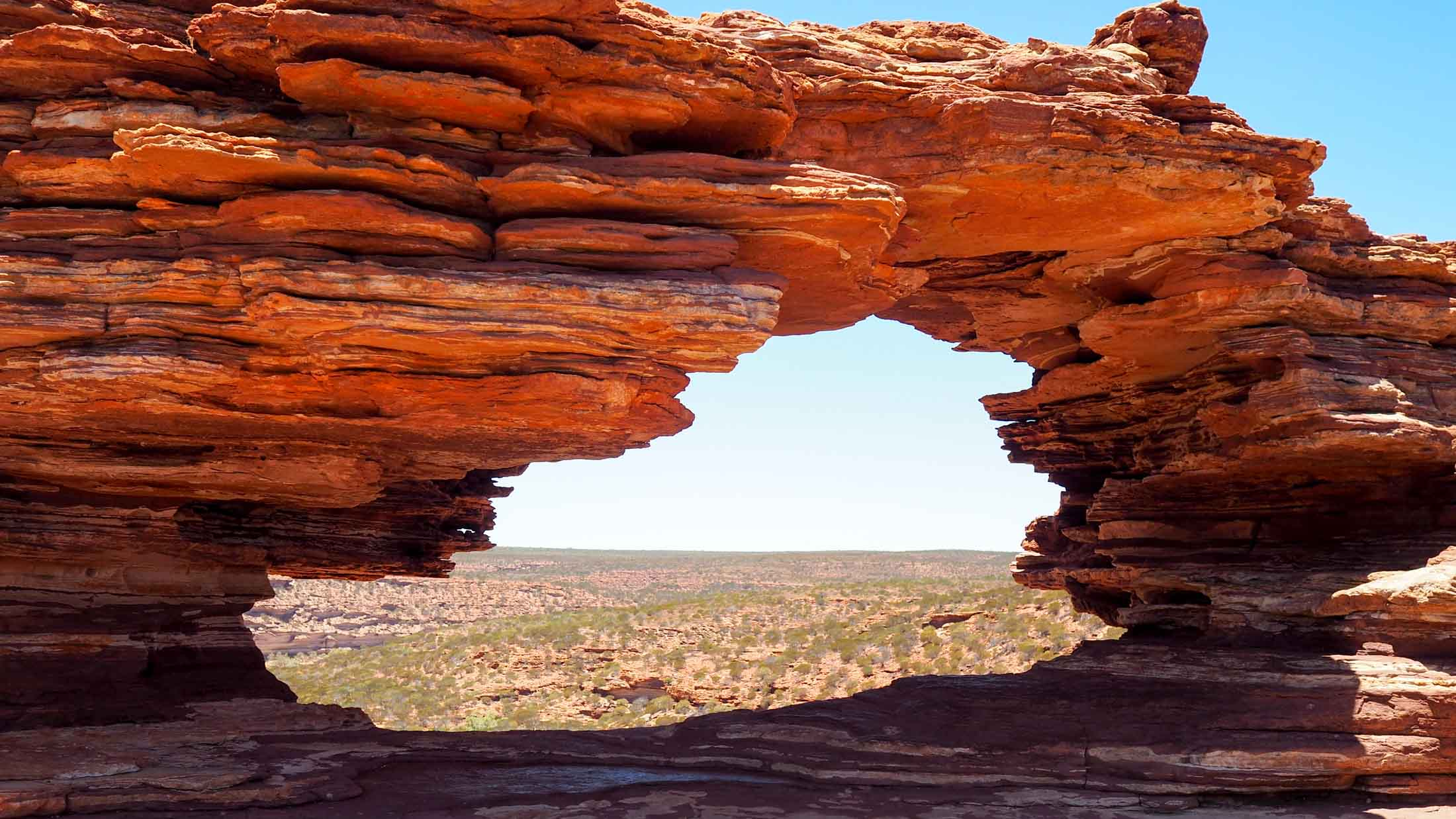 Kalbarri - Nature's Window