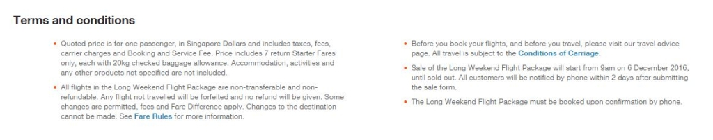 jetstar terms and conditions